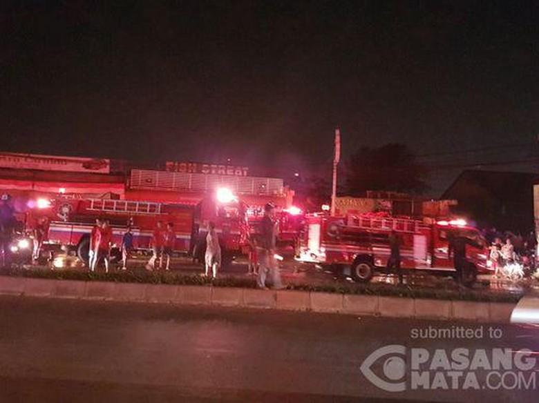Kebakaran Restoran di Depok Karena Kebocoran Tabung Gas 12 Kg