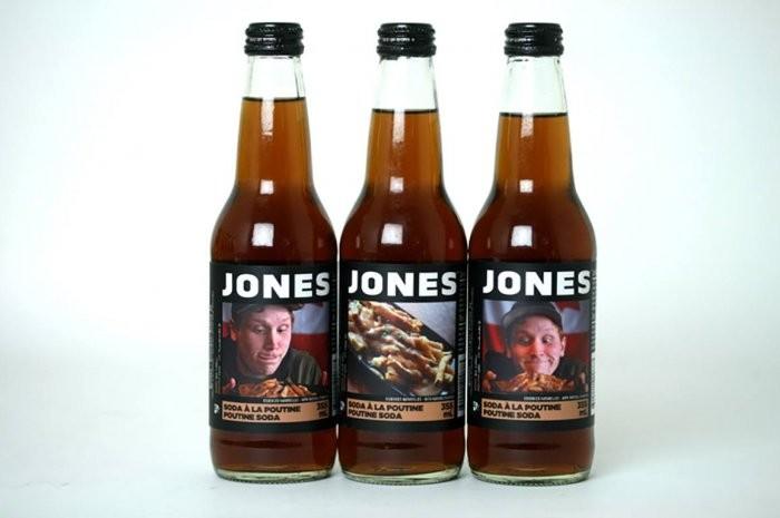 Adalah Jones Soda Co yang merupakan perusahaan soft drink asal Seattle, Amerika. Jones memang dikenal memproduksi soft drink dengan aneka rasa yang unik. Salah satunya adalah poutine-flavored soda yang diproduksi pada tahun 2013 dengan rasa yang mirip seperti Turkey & Gravy Soda. Foto: Istimewa
