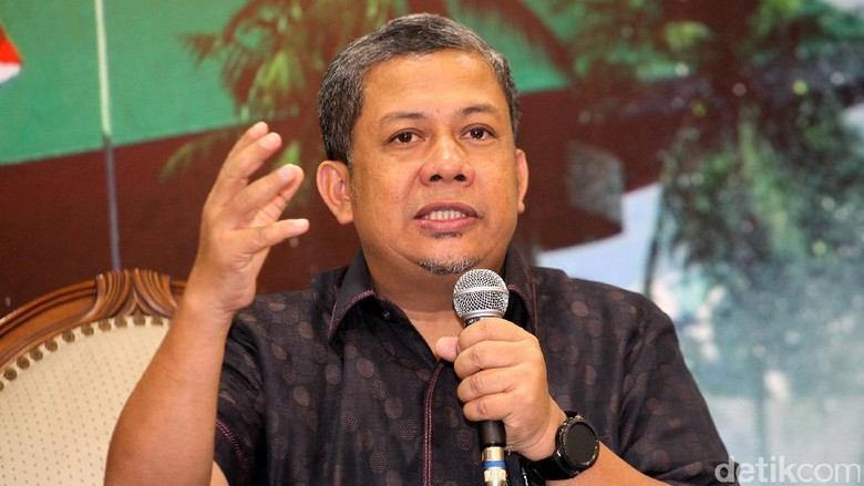 Soal Perppu KPK, Fahri Sebut Tergantung Keputusan Politik Jokowi