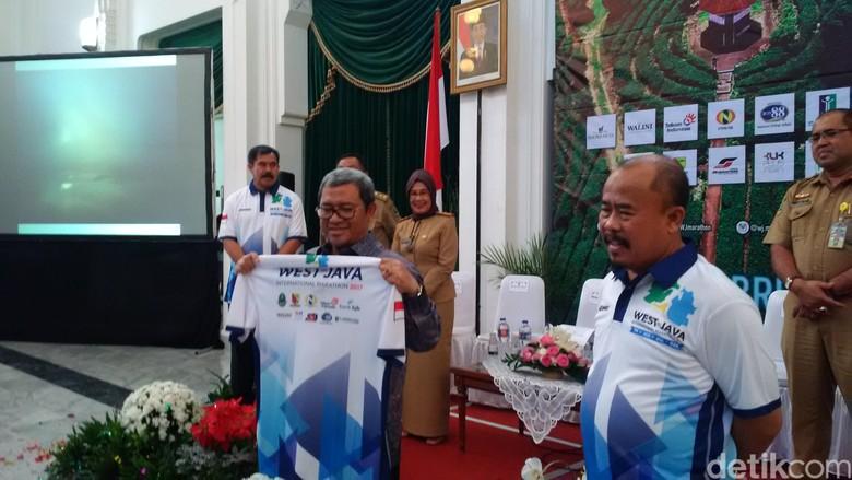 Pemprov Jabar Gelar West Java Eco Marathon Oktober 2017
