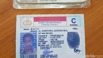 Polisi Bongkar Pembuatan SIM Palsu di Prabumulih Sumsel