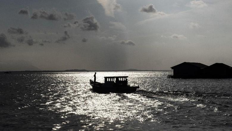 Ada Kota Terapung di Atas Laut Natuna