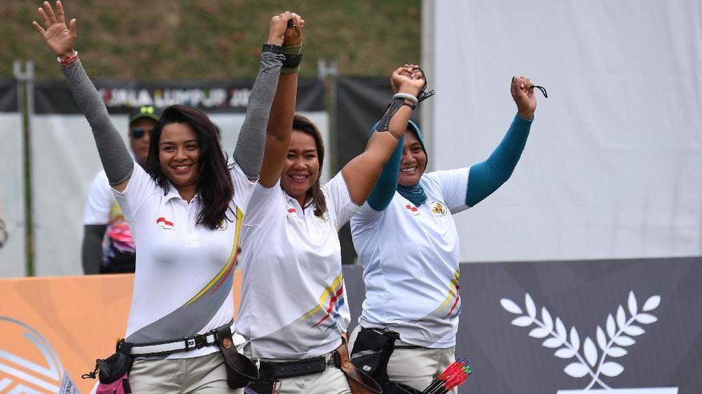 Panahan Minta Pemerintah Lebih Serius Tangani Pelatnas Asian Games 2018