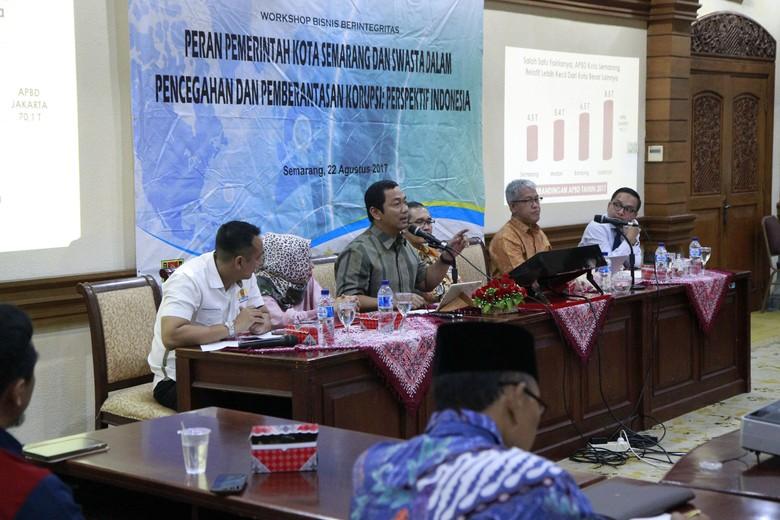 Jurus Pemkot Semarang Cegah Korupsi