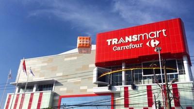 Belanja di Transmart Carrefour, Gratis Main di KidCity