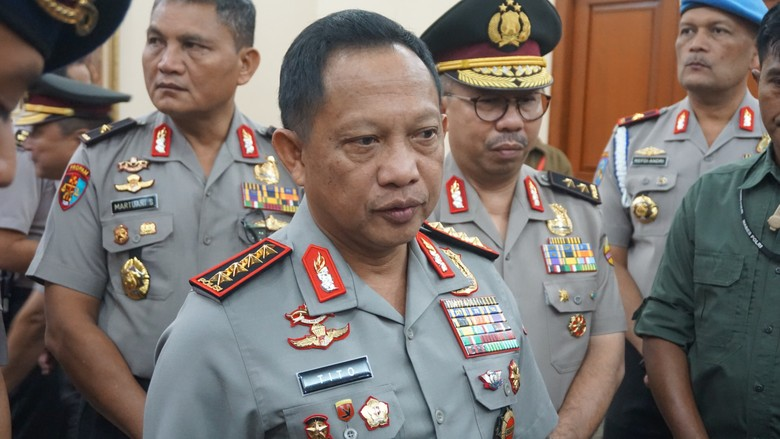 Kapolri akan Temui Kepala Polisi Myanmar Bahas Rohingya