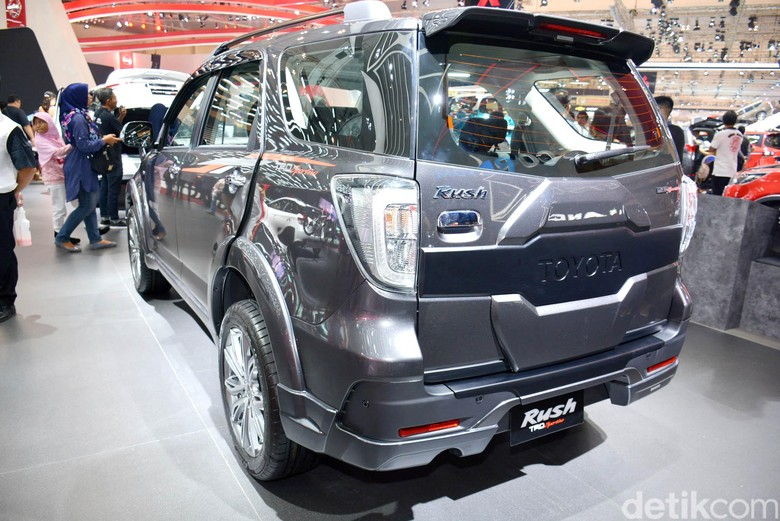 Mau Produksi Rush Tanpa Konde, Toyota?
