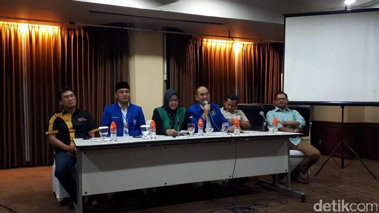 Demokrat, PPP, PKB, PAN dan Hanura Jajaki Koalisi di Pilgub Jabar