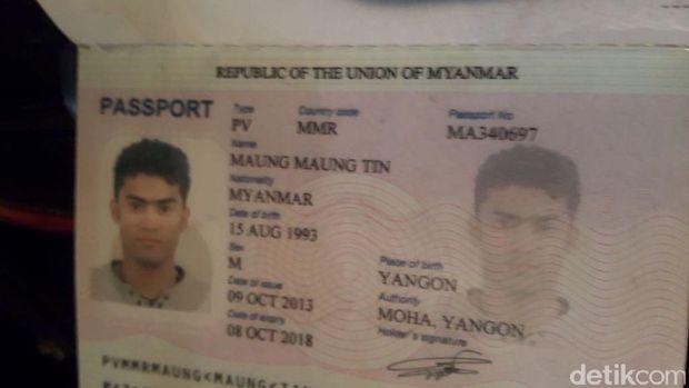 WN Myanmar pelaku penyelundupan manusia ditangkap Bareskrim