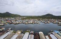 Sungguhan Ada, Ini Kota terapung di Indonesia