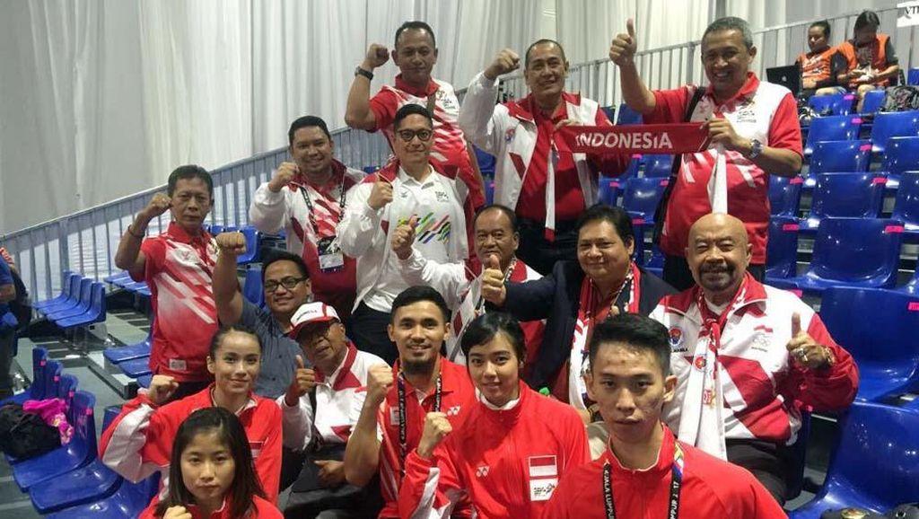 Wushu Tolak Pemangkasan Nomor Asian Games 2018