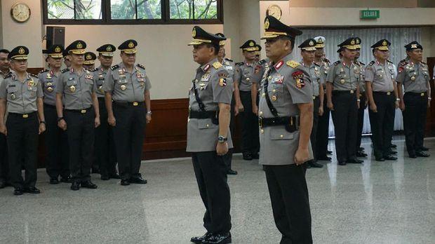 Jabatan Aslog Kapolri yang sebelumnya diisi oleh Irjen Eko Hadi Sutedjo kini resmi dipimpin oleh Irjen Unggung Cahyono.