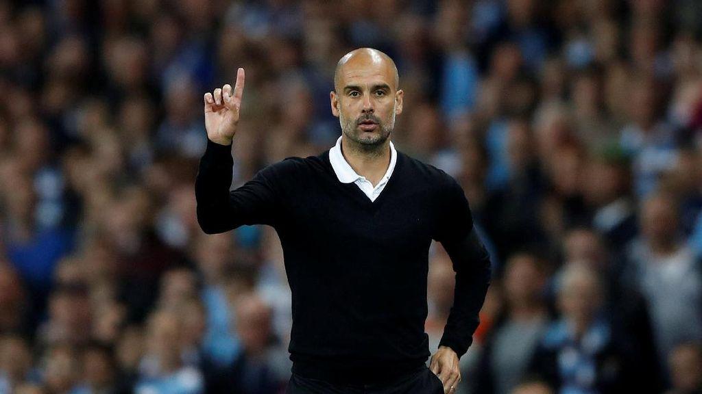 Guardiola Soroti Performa City yang Masih Naik Turun