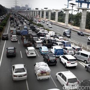 Awas! Langgar Ganjil Genap di Tol Bekasi Bakal Ditilang