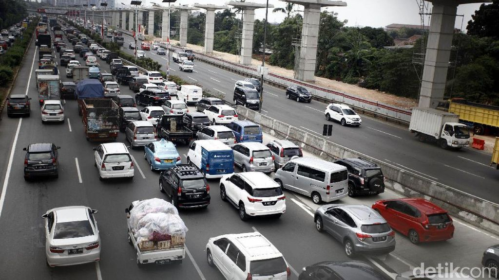 Siap-siap, Ganjil Genap di Pintu Tol Bekasi Berlaku 12 Maret 2018