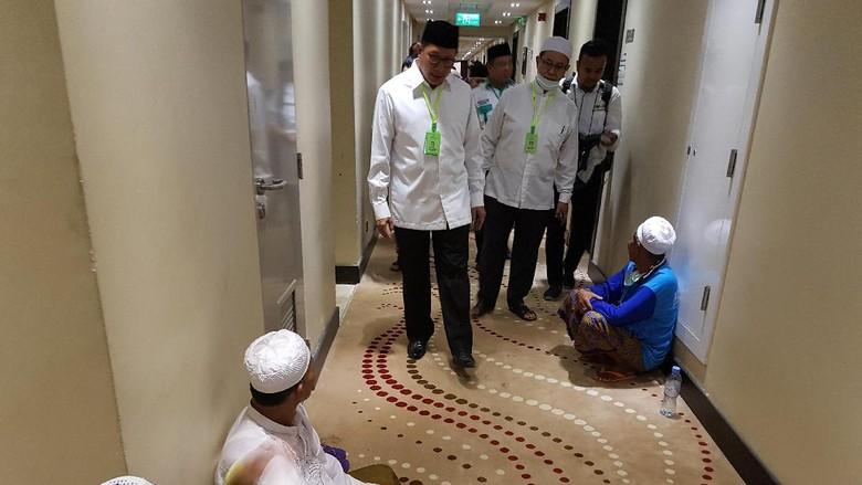 Kala Menag Disangka Dokter Puskesmas dan Ustaz oleh Jemaah Lansia