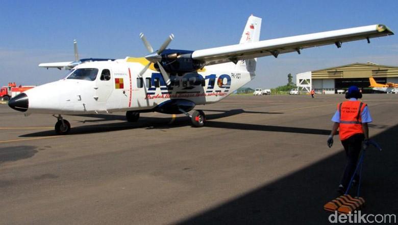 Kemenhub Minta N219 Dimodifikasi Jadi Pesawat Amfibi