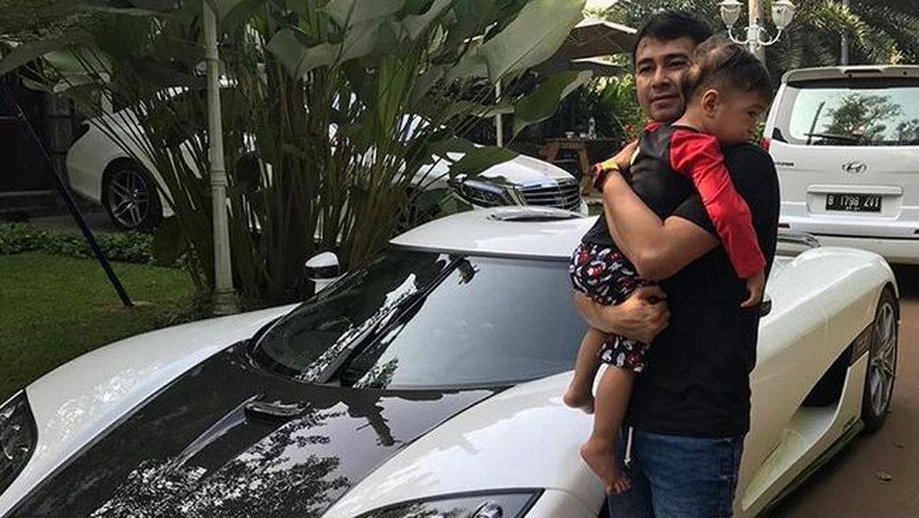 Raffi Dikejar Petugas Pajak, Raisa Sudah Sebar Undangan Nikah