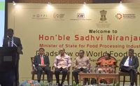 India Ajak Indonesia Ikut World Food India 2017, Festival Makanan Terbesar di India