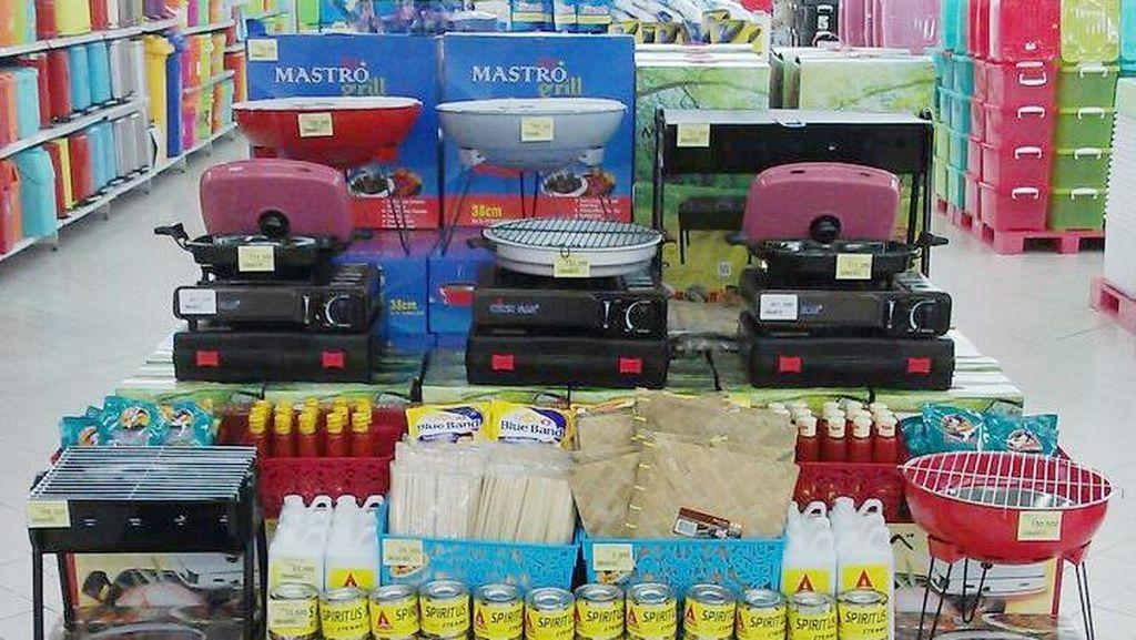 Transmart Carrefour Tawarkan Aneka Alat Panggangan untuk Idul Adha