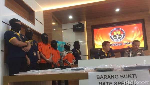 Buru Jaringan MCA dan Saracen, Polisi: Sudah Ada Target Selanjutnya