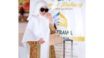 Syahrini di Tengah Prahara First Travel