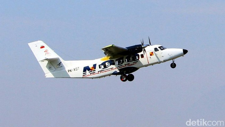 Sukses Uji Terbang, N219 Langsung Dilirik Turki