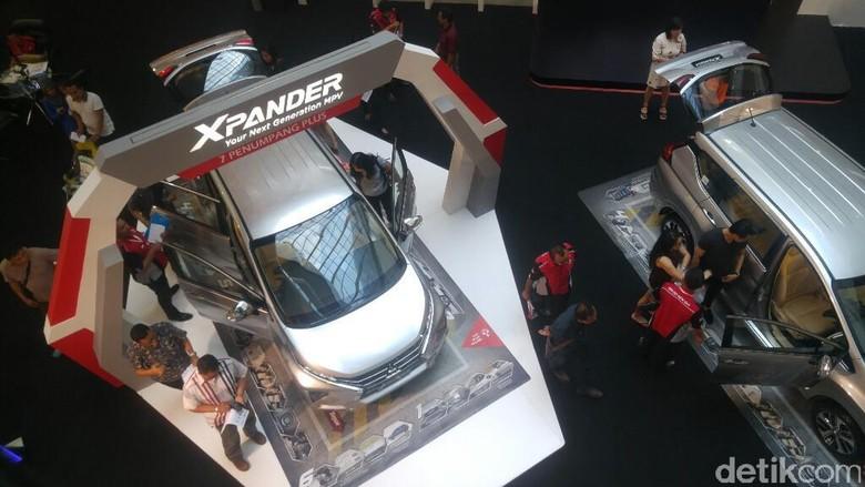 Mitsubishi Xpander Disenangi Kelas Menengah dan Jadi Mobil Kedua