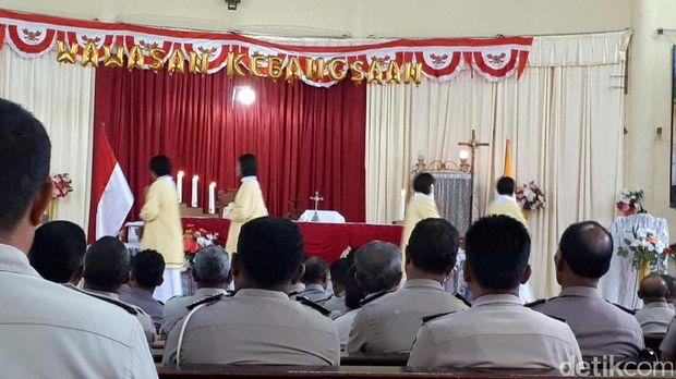 Cara Polisi Dekati Warga Perbatasan RI-Timor Leste Agar Taat Hukum