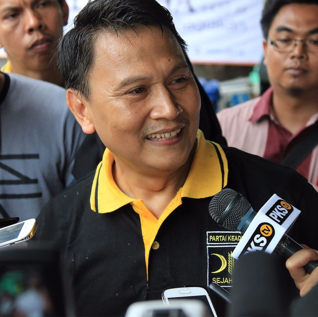 PKS: Habib Rizieq Penjaga Calon agar Diberkahi, Bukan Capres