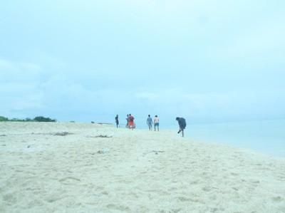Gili Cantik yang Bukan di Lombok