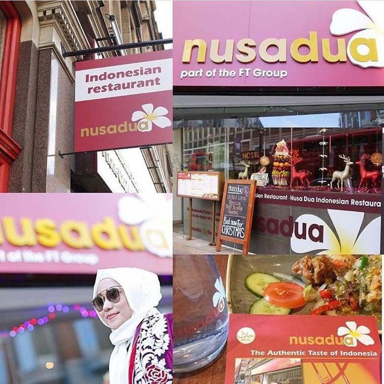Ini Restoran Senilai Rp 15 M Milik Bos First Travel di London