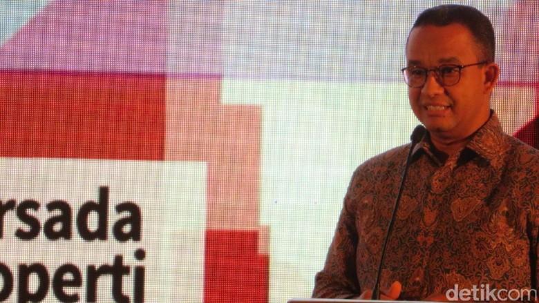 Anies Bakal Gandeng REI Bangun Rumah Murah di Jakarta