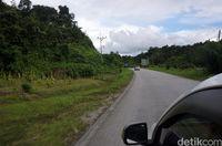 Jalan Serian, Malaysia.