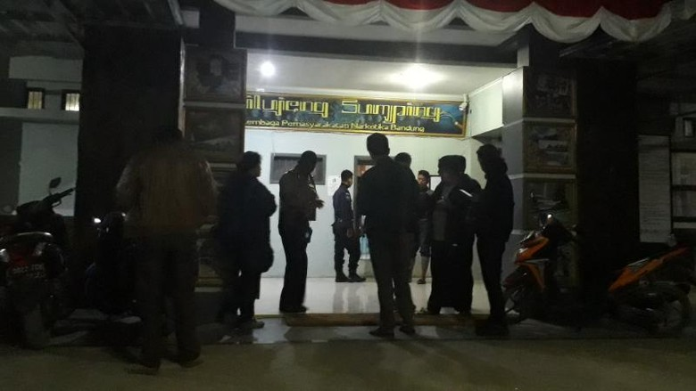 Ribut di Lapas Jelekong, Napi Sempat Acungkan Belati ke Petugas