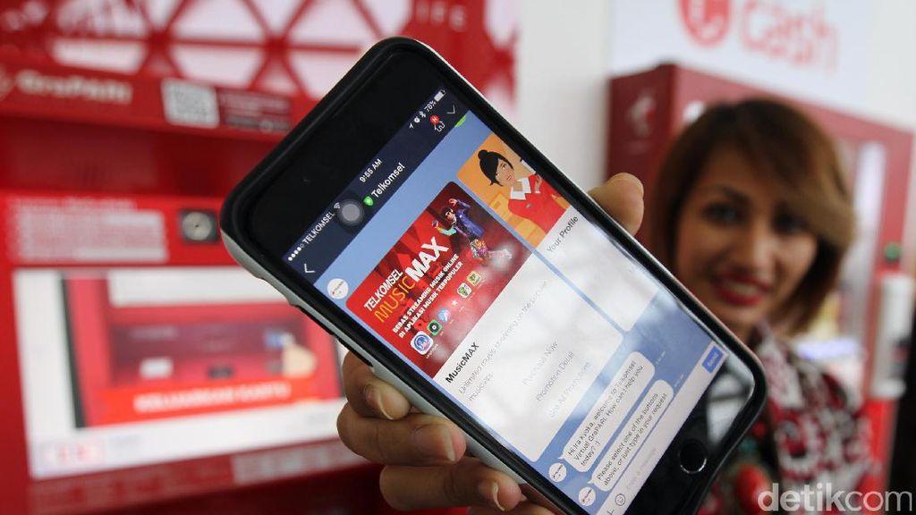 Veronika Layani Pelanggan Telkomsel di Telegram, Kalau WhatsApp?