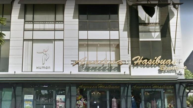 Melihat Butik dan Lounge VIP Milik Bos First Travel yang Disita