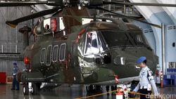 POM TNI Sebut KPK Berwenang Tangani Kasus Heli AW-101