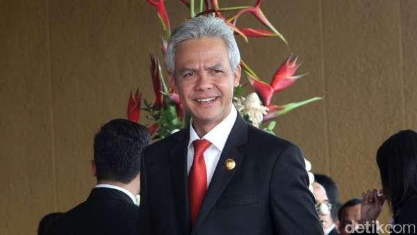 Namanya Hilang dari Dakwaan Kasus e-KTP, Ini Kata Ganjar Pranowo