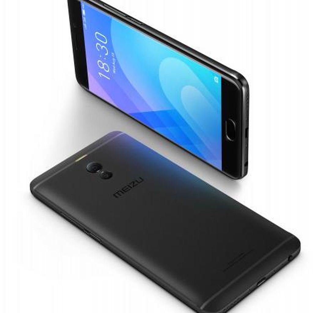Meizu Umbar Spesifikasi Ponsel Barunya Jelang Dirilis
