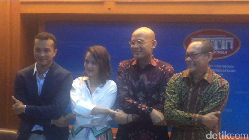 Pemerintah Gelar Parade Peringati HUT Ke-50 ASEAN di Jakarta