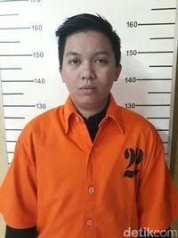 Kiki Hasibuan di tahanan /