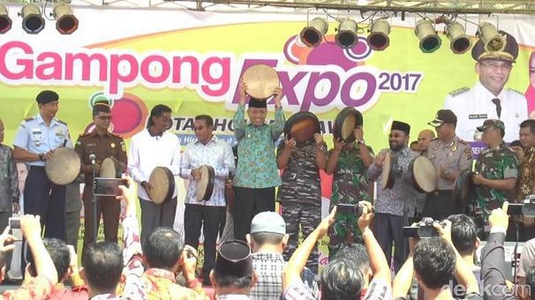 Gampong Expo Kota Lhokseumawe 2017 (Datuk Haris Molana/detikTravel)