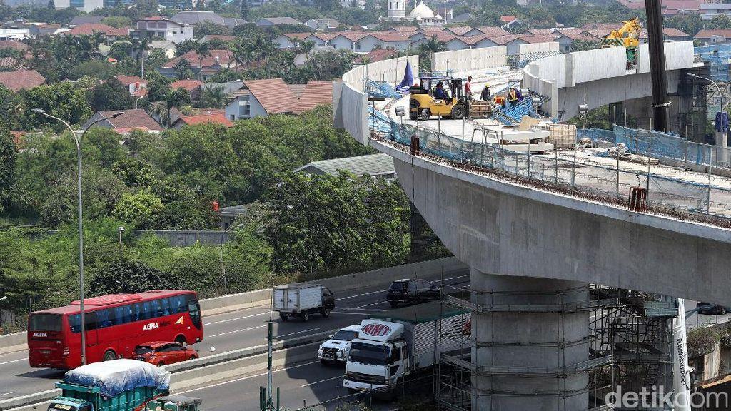 MRT Bakal Gandeng KAI Sediakan Lahan di Kampung Bandan
