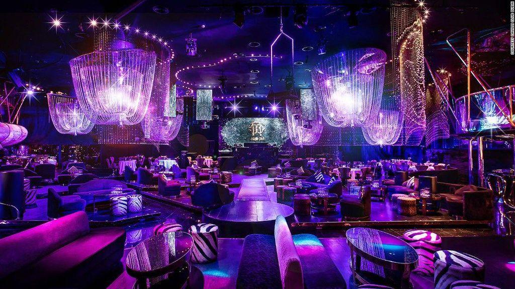 Intip Kemewahan 10 Resto di Dubai yang Dilengkapi DJ, Penari hingga Kristal Swarovski