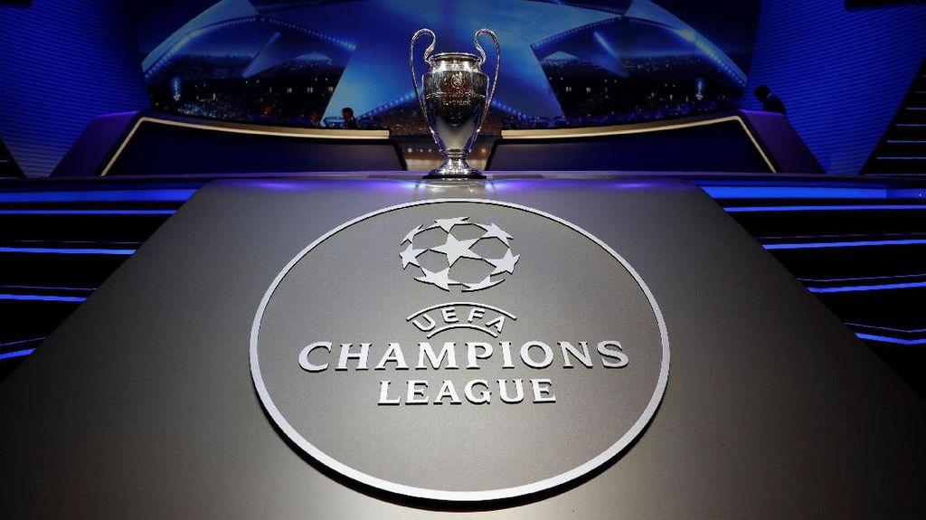 Sore Nanti, Drawing Liga Champions untuk Babak 16 Besar