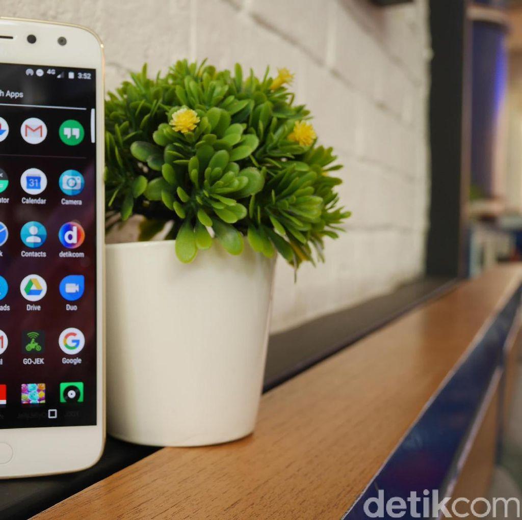 Setahun Jualan di Indonesia, Bagaimana Nasib Motorola?