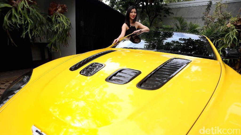 Foto: Ketika Aston Martin Pamer Kemolekan