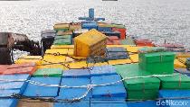 Baharkam Gagalkan Penyelundupan 15 Ton Garam dari Malaysia