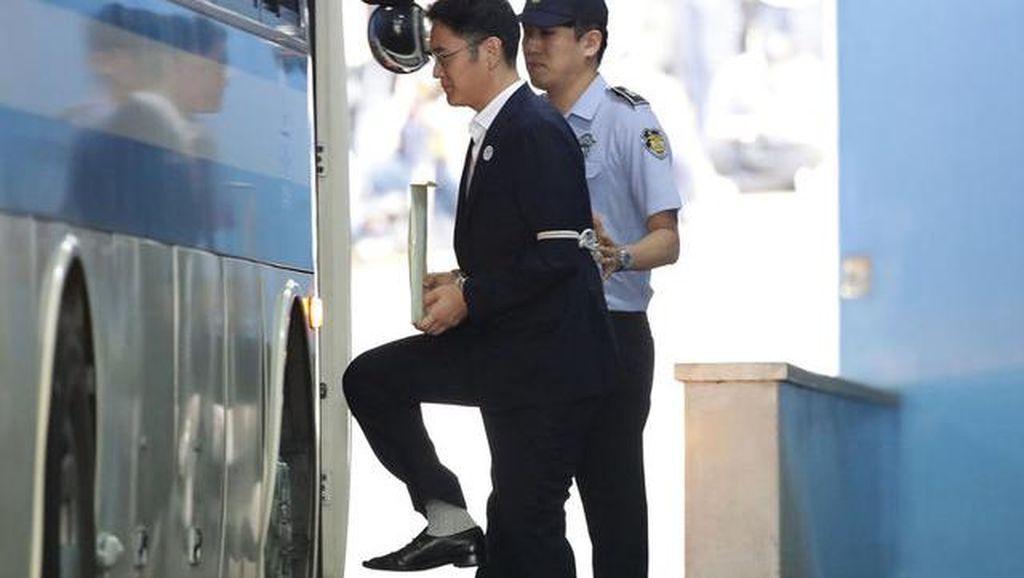 Pangeran Samsung Berduit Rp 95 Triliun Kini Mendekam di Penjara